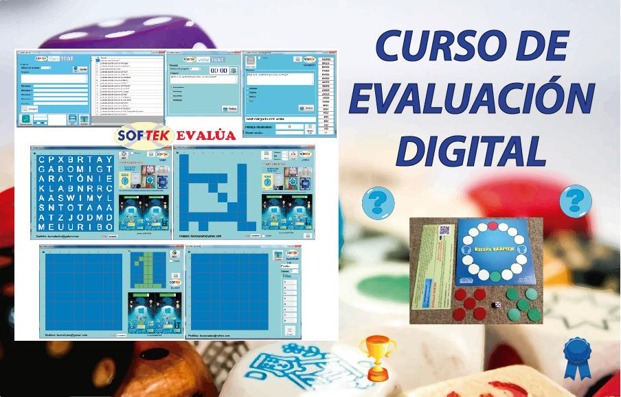 curso evaluacion digital